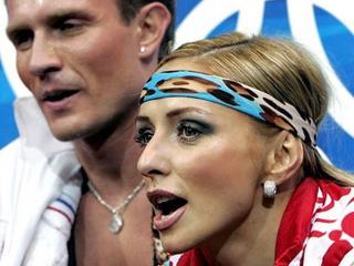 обои Татьяна Навка и Роман Костомаров фото