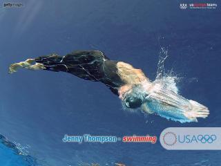 обои Jenny Thompson фото