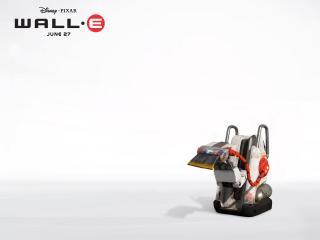 обои Wall-E маляр фото
