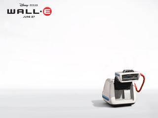 обои Wall-E пылесос фото