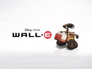 обои Wall-E с коробкой фото