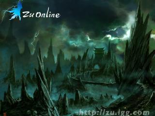 обои Zu Online Страшный лес фото