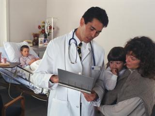 обои Консультация с врачом фото