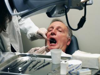 обои Стоматологический осмотр фото