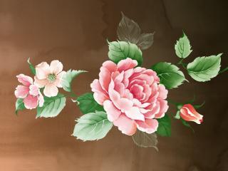 обои Запах цветов фото