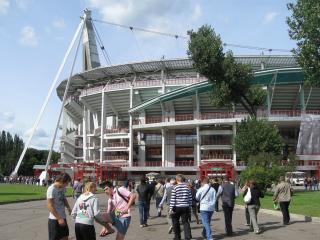 обои Стадион Локомотив фото