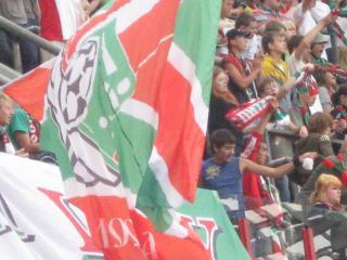 обои На матче Локомотива фото