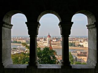 обои Hungarian Parliament,Budapest,Hungary фото