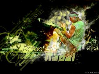 обои Рафаель Надаль фото