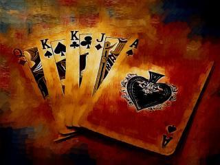 обои Великий покер фото