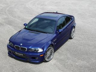 обои Синий BMW G-Power фото