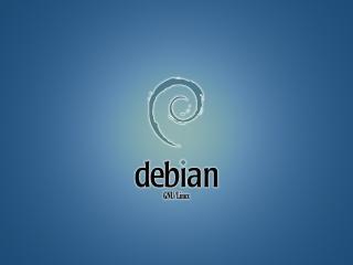 обои Linux Debian фото