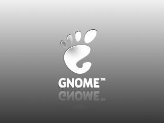 обои Gnome фото