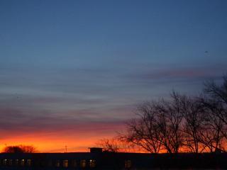 обои Evening sky фото