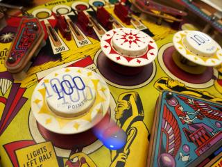 обои Пинбол в казино фото
