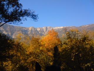 обои Крымские горы осень фото