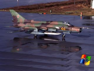 обои Су-17М4 фото