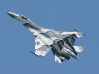 обои Су-27СМК фото