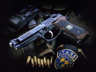 обои Beretta M92FS фото