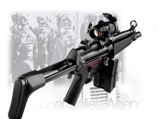 обои H&K MP-5A5(JC) фото