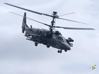 """обои КA-52 """"Аллигатор"""" фото"""