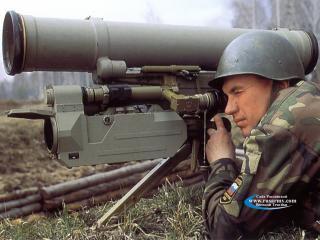 """обои Противотанковый гранатомётный комплекс """"Метис-М"""" фото"""
