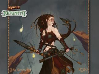 обои Magic The Gathering Judgment фото