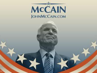 обои John McCain фото
