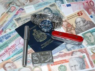 обои Chrono Currency фото