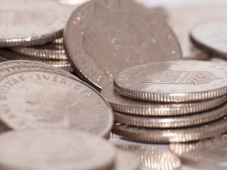 обои Шведские монетки фото