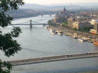 обои Дунай фото