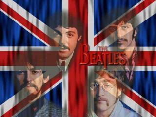 обои The Beatles фото