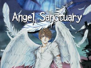 обои Angel sanctuary boy фото
