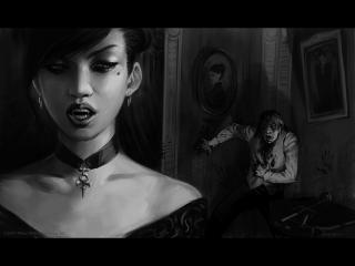 обои Прекрасная вампирша фото