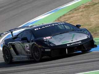 обои для рабочего стола: Lamborghini Gallardo LP560-4