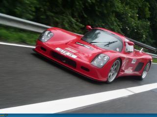 обои Ultima GTR 2005 фото