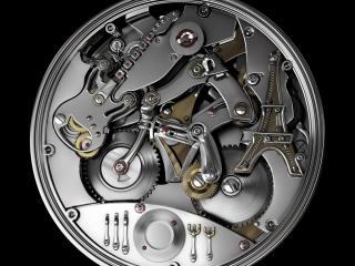 обои Clock mechanism фото