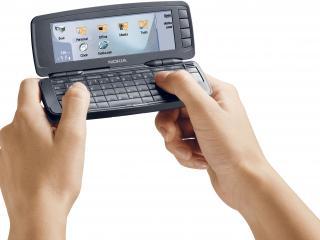 обои Nokia 9300i lifestyle фото