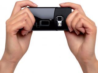 обои Nokia n72 black фото