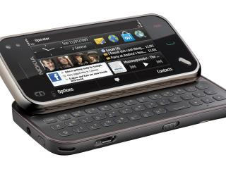 обои Nokia N97 mini persfoto фото