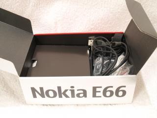 обои Коробка от Nokia E66 фото