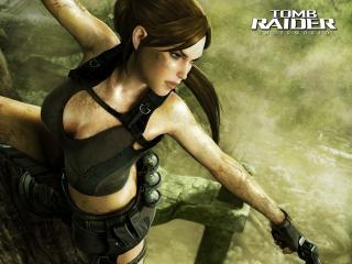 обои Tomb Raider фото