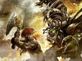 обои Warhammer Online: Age of Reckoning фото