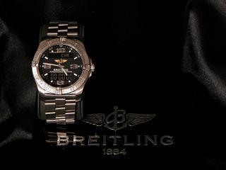 обои Breitling Aerospace фото