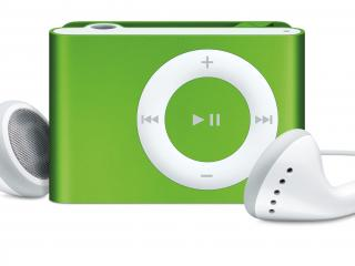 обои Apple ipod shuffle фото