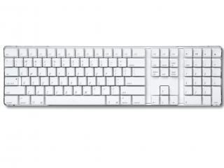 обои Apple keyboard white фото