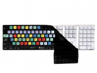 обои Apple Keyboard разноцветная фото
