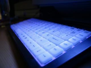 обои Keyboard light фото