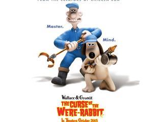 обои Уоллес и Громит: Проклятие кролика-оборотня фото