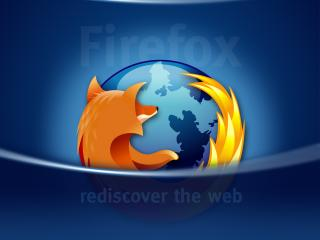 обои Firefox rediscover the web фото